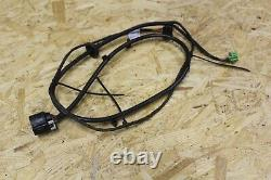 03-10 Porsche Cayenne Tow Hitch Wire Harness Trailer Receiver Towing Wiring