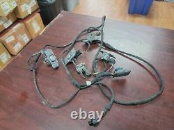 07 08 09 FITS MERCEDES S550 FRONT BUMPER PARKTRONIC WIRING HARNESS WithSENSORS