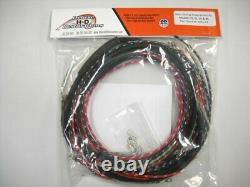 4735-47 1947 Knucklehead Flathead Wiring Harness. Fits 1947 Only! USA Made