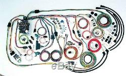 AMERICAN AUTOWIRE 500481 55-59 fits Chevy Truck Wiring Harness