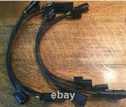 Adapter Harness for 2013-15 Honda Accord 4cyl Sedan to 16-17 FULL LED SEE NOTE