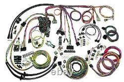 American Autowire PN 500434 Wiring Harness System Kit Fits 1957 Chevy