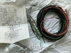 Complete wiring harness set fits sportster 59-64 usa 70320-59