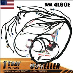 DBC Standalone Wiring Harness 4.8 5.3 6.0 Fits 1997-2006 LS1 Engine with 4L60E USA