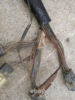 Engine wiring harness, Fits 1989 Ford 460 F-Superduty
