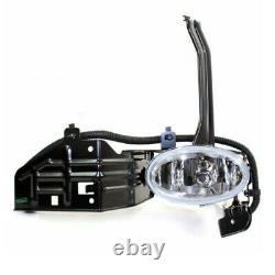 Fits 08-10 Accord Sedan Front Driving Fog Light Lamp Assembly withBulb Driver Side