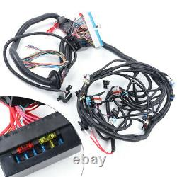 Fits 1997-2006 LS1 Engine US Standalone Wiring Harness with T56 or Non-Electric