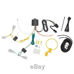 Fits 2006-2007 Nissan Murano Class 3 Curt Trailer Hitch & Tow Wiring Harness