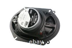 JVC CS-DR6820 6X8 Speakers With Wiring Harness Fits Ford 2 Pairs 45 Watt Rms