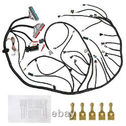 LS1 Engine Fits 97-06 Vortec DBC Standalone Wiring Harness 4.8 5.3 6.0 with 4L60E
