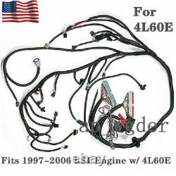 NEW DBC Standalone Wiring Harness 4.8 5.3 6.0 Fits 1997-2006 LS1 Engine with 4L60E