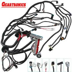 NEW DBC Standalone Wiring Harness 4.8 5.3 6.0 Fits 1997-2006 LS1 Engine with 4L80E