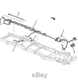 New Genuine OEM Wiring Harness Chassis 22757860 Fits Cadillac Chevrolet GMC