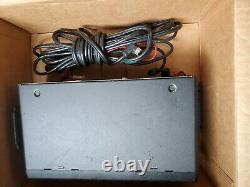 PIONEER 12 Disc CD CHANGER Fits 98-04 CORVETTE C5 OEM with wiring harness plug