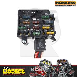 Painless 21 Circuit Holden Wiring Harness Kit Fits Holden HZ UC Torana PW10115