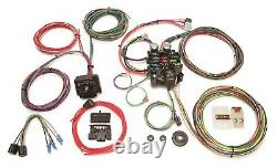 Painless Wiring 10106 22 Circuit Classic Customizable Fits Jeep CJ Harness