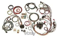 Painless Wiring 10111 23 Circuit Direct Fit Harness Fits 87-91 Wrangler