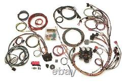 Painless Wiring 10111 23 Circuit Direct Fit Harness Fits 87-91 Wrangler (Yj)