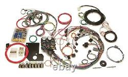 Painless Wiring 20110 21 Circuit Direct Fit Harness Fits 66-67 Chevy II