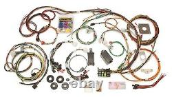 Painless Wiring 20120 22 Circuit Direct Fit Chassis Harness Fits 65-66 Mustang