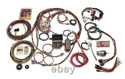 Painless Wiring 20121 22 Circuit Direct Fit Chassis Harness Fits 67-68 Mustang