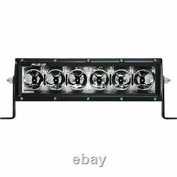Rigid Industries 10 Radiance+ Light Bar With White Backlight 210003