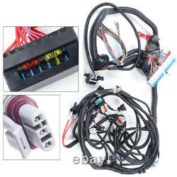 Standalone Wiring Harness Fits 1997-2006 LS1 DBC Engine With T56 Or Non-Electric