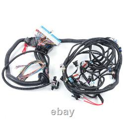 Standalone Wiring Harness Fits Non-Electric Tran 4.8 5.3 6.0 Engine 1997-06 LS1