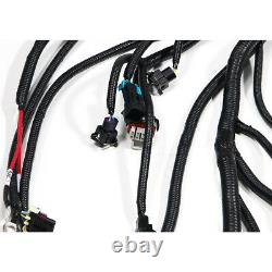 Standalone Wiring Harness with 4L60E EV1 DBC 4.8 5.3 6.0 Fits 1997-2006 LS1 Engine