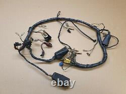 Suzuki DR750 DR 750 DR Wiring loom harness, Complete, Fits 1988 1989