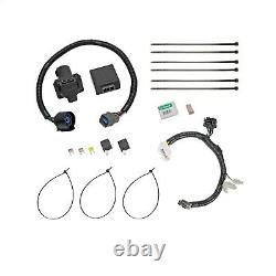 Tekonsha 118265 Tow Harness Wiring Package Fits 12-15 Pilot