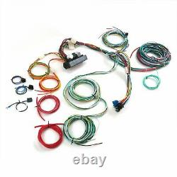 Ultimate 15 Fuse 12v Conversion wiring harness Fits 1946 Early Ford Pickup Truck