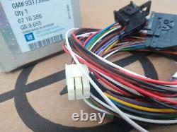 Wiring Harness Parking Pilot fits Opel Vauxhall Vectra C Signum Astra H Genuine