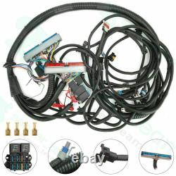 With 4L60ELS1 Engine DBC Fits 97-06 Vortec Standalone Wiring Harness 4.8 5.3 6.0